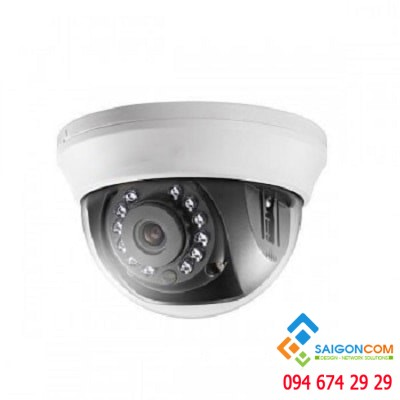 Camera Pravis Full HD-TVI dạng Plastic Dome (In-Door) 2.3MP