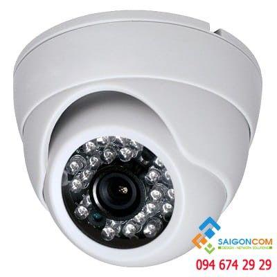 Camera Pravis Full HD-TVI dạng Eyeball (In-Door) Plastic case 2.3MP