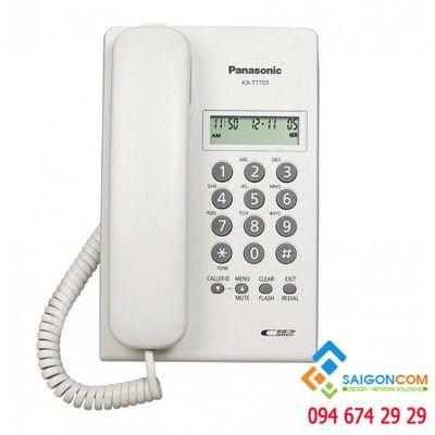 Điện thoại để bàn Panasonic KX-T7703
