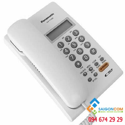 Điện thoại để bàn Panasonic KX-T7705