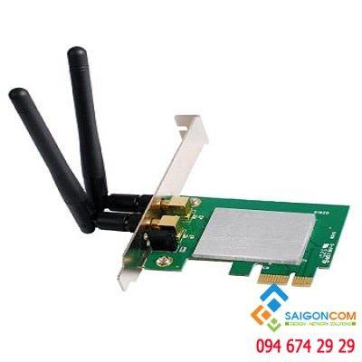 Card mạng không dây  PCI- E chuẩn N tốc độ 300Mbps