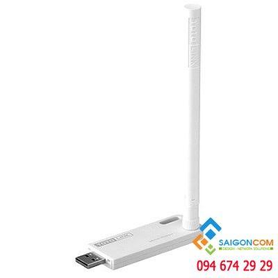 Card mạng không dây thu sóng wifi chuẩn AC600