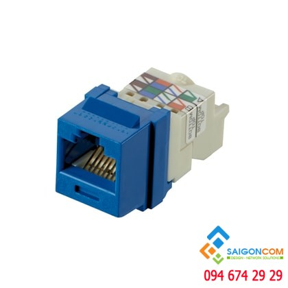 Module jack Panduit Cat 6 UTP