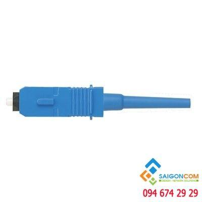 Fiber connector & adapter LC 9/125μm simplex OS1/OS2