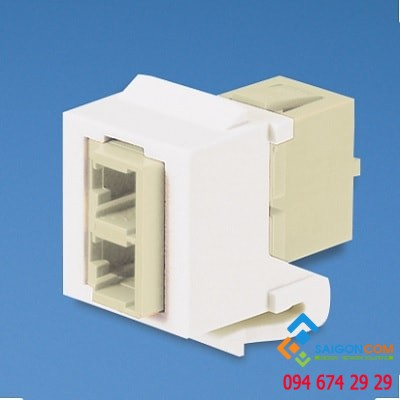 Fiber connector & adapter NK  LC Sr./Jr. SFF multimode