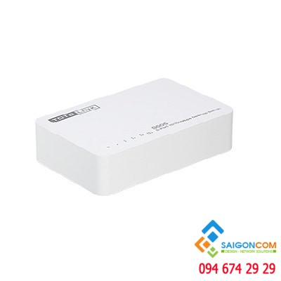 Switch Totolink 5 cổng Gigabit