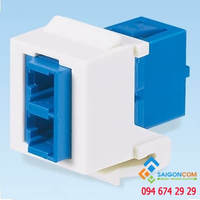 Fiber connector & adapter NK  LC Sr./Jr. SFF singlemode