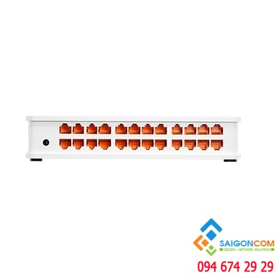 Switch Totolink 24 port  tốc độ 10/100Mbp