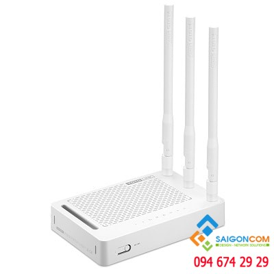 VPN Wireless Router (Chuẩn N / 300Mbps)