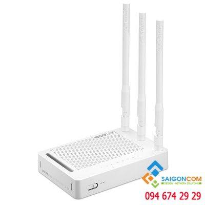 VPN Wireless Router (Chuẩn N / 300Mbps)
