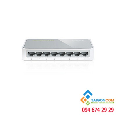 Switch TP-LINK 8 port 10/100Gb