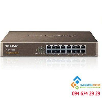 Bộ chia tín hiệu Switch TP-LINK  16 port TL-SF1016DS