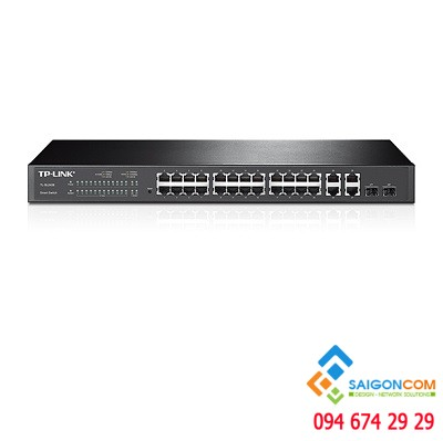 Switch 24-Port Gigabit Switch TP-LINK