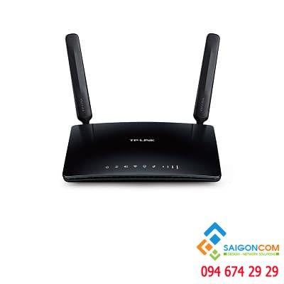 Bộ phát Router Wi-Fi Di động băng tần kép 4G LTE AC750