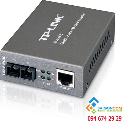 Converter quang Gigabit Single-mode Media TP-LINK