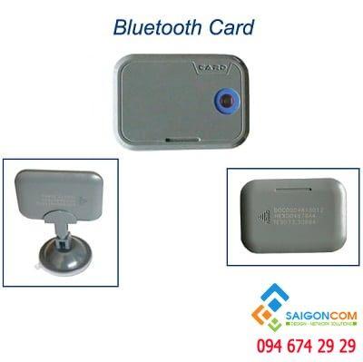 Thẻ Bluetooth 433M,được nhận diện với khoảng cách từ 3 and 30m