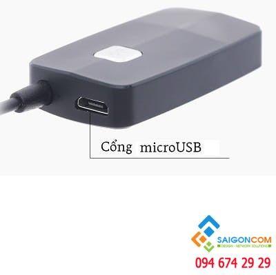 Bộ cấp thẻ bluetooth hỗ trợ cổng USB
