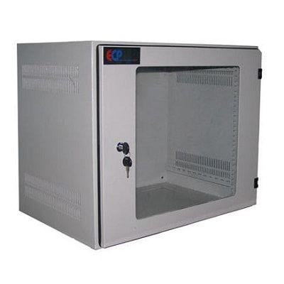 Tủ rack 9U có phụ kiện và quạt
