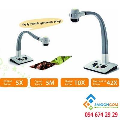 Máy chiếu vật thể 3D HiteVision TVP 100 Zoom 42X Camera 5.0 MP