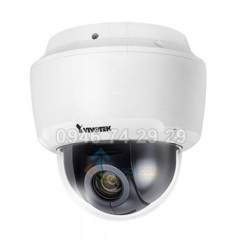 Camera Vivotek SD9161-H  -Indoor Speed Dome, 2M - 10x Optical Zoom