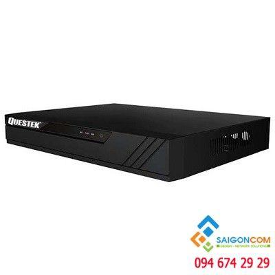 Đầu ghi hình 4 kênh HDCVI  + 2 kênh IP  QUESTEK Win-8304CVI 2.0