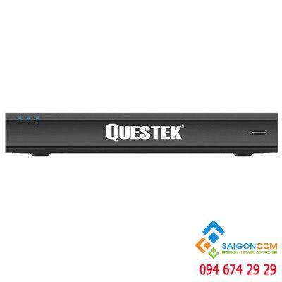 Đầu ghi hình 16 kênh HDCVI + 2 kênh IP QUESTEK Win-8316CVI