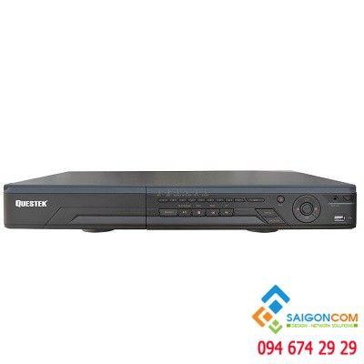Đầu ghi hình16 kênh IP  QUESTEK QOA-8316NVR