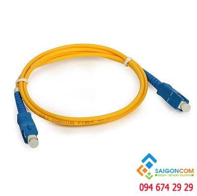 Dây nhảy quang SC/PC - SC/PC  dài 3 m