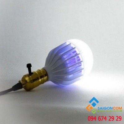 Đèn bắt muỗi 2 IN 1 L10 - 10W