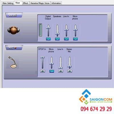 Phần mềm điều khiển phòng lab ADA 9800 dành cho giáo viên và học viên