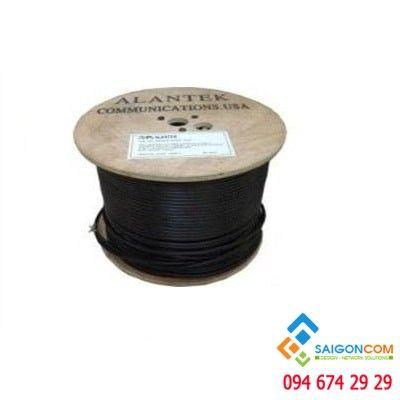 Dây cáp đồng trục Alantek RG11 301-RG110M-3SBK- 2223