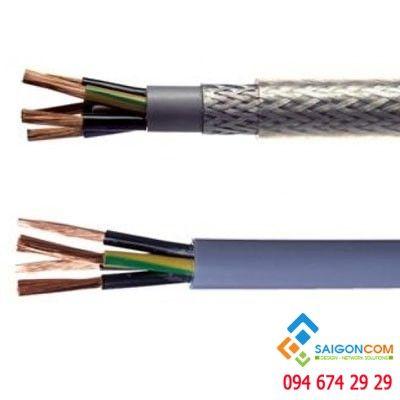 Cáp chống cháy Benka  1x2x18 AWG  300/500V