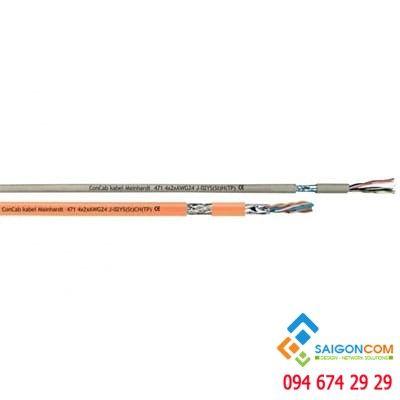 Cáp chống cháy Benka Single Core  1x2.5 mm2, 600/1000V