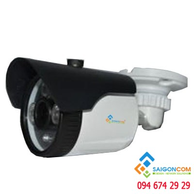 Camera AHD 2.0Mp 6018AHD dùng ngoài trời