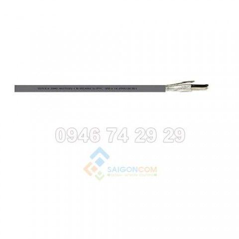 Cáp chống cháy Benka  Shielded Twisted Control Cable 1x2x20 AWG 0.3/0.5 KV - 177 1220
