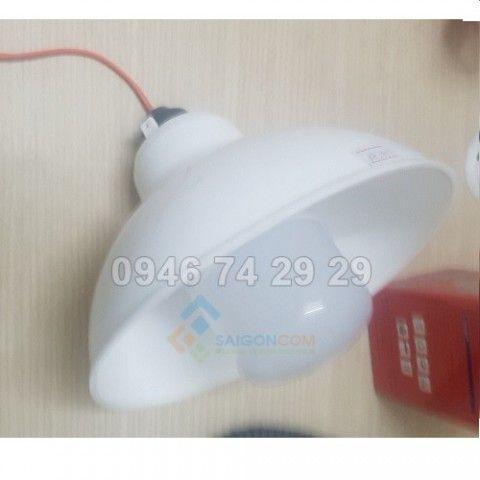 Bộ chóa + đèn led bulb GD 40W