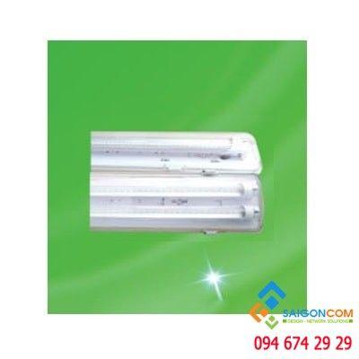 Bộ máng chống thấm Led Tube - 1x10W -6500k -662x86x90mm