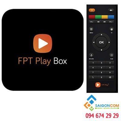 FPT Play Box - Đầu truyền hình Internet