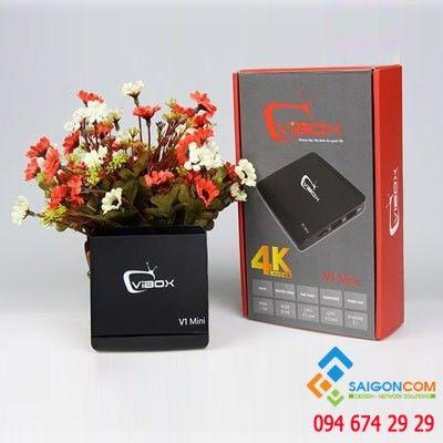 VIBOX V1 - Android TV BOX giá rẻ