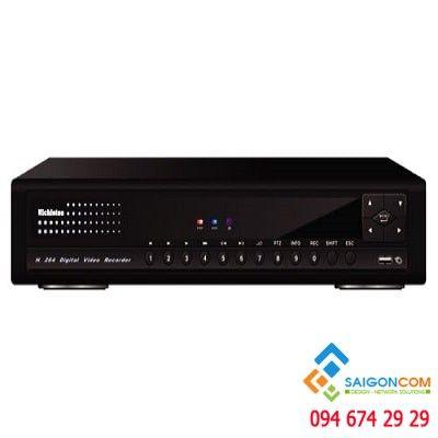 Đầu ghi IP 16 kênh 7716NI-I4 Ultra HD 4K 16