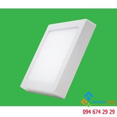Đèn led panel nổi vuông 12W