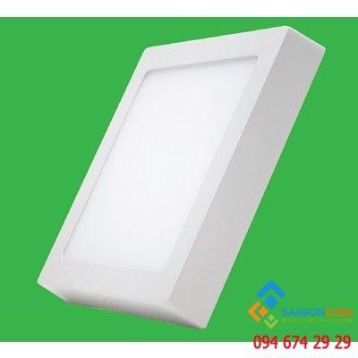 Đèn led panel nổi vuông 24W