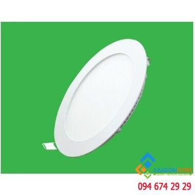 Đèn led panel tròn 3 màu MPE 12W