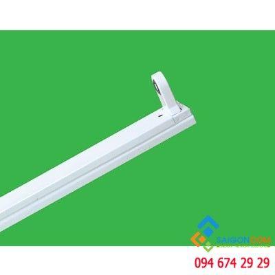 Máng đèn led tuýp T8-1x10W, 0.6m không bao gồm bóng
