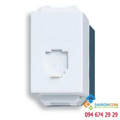 Ổ Cắm Điện Thoại 4 C Panasonic WEG2364