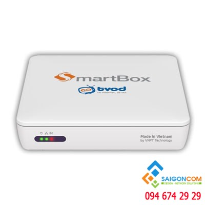 VNPT Smartbox 2 Android TV Box 2GB/8GB