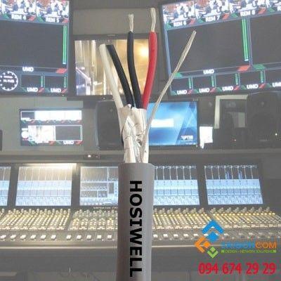 Cáp Hosiwell tín hiệu 2P x 22 AW vặn xoắn chống nhiễu