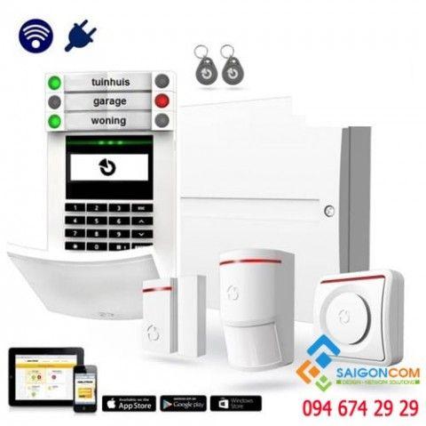 COMBO - Gói giải pháp báo động an ninh cho nhà xưởng, tòa nhà ( mở rộng 120 vị trí )