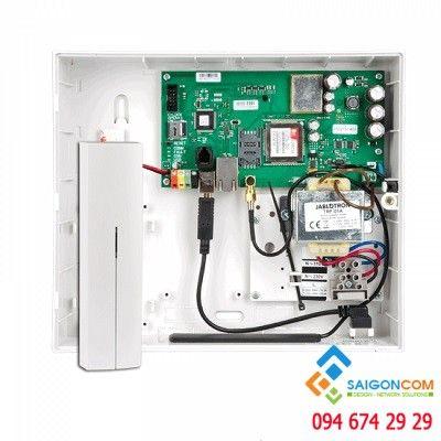 Bộ trung tâm kết nối 3G/LAN và module radio JA-101KR-LAN3G