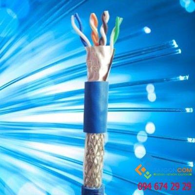 Cáp mạng chống nhiễm Hosiwell CAT6 FTP 4Px23AWG | PN: 30026-CC